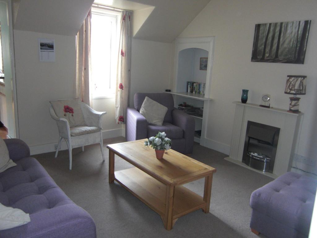 Upper Flat Sitting Room