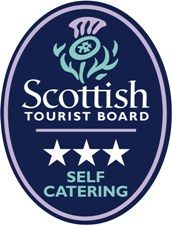 Easdale Inverness has a Visit Scotland 3 Star Self Catering