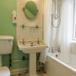 Upper Flat Bathroom